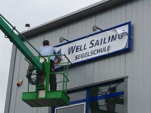 Well Sailing Segelschule jetzt an der Ostsee